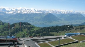 Grand tour Švajčiarskom