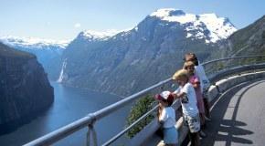 Veľká cesta za perlami Nórska