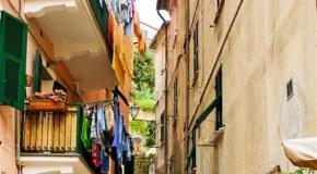 Ligúrska Riviéra S Kúpaním