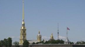 Petrohrad - mesto múz a umenia - letecké víkendy