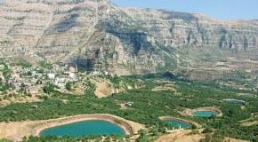 Libanon Krížom Krážom